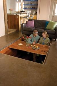 floor table