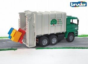 garbage truck