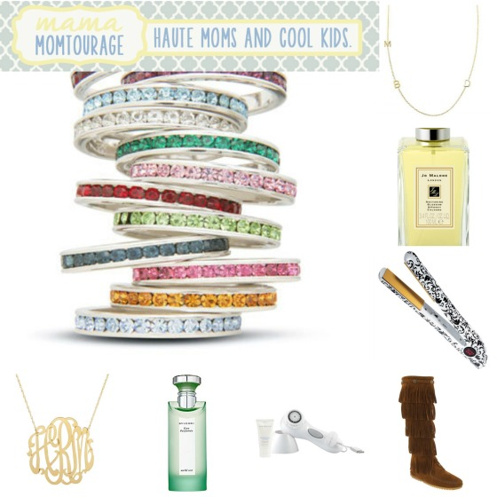 womens gift guide Collage