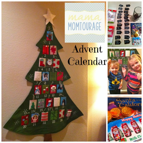 advent Collage