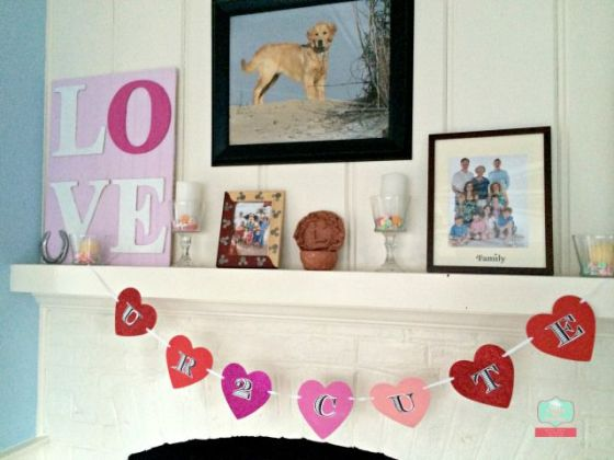 Top Valentine's Day Decor Pins