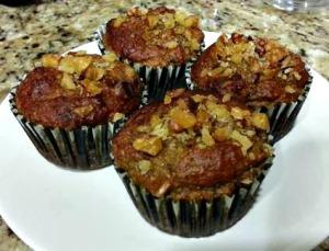 Banana Bread Muffins 3
