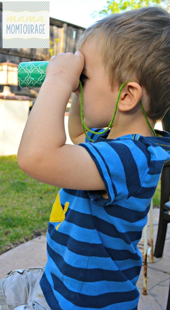 Leprechaun Binoculars