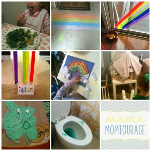 MM St. Paddys Collage