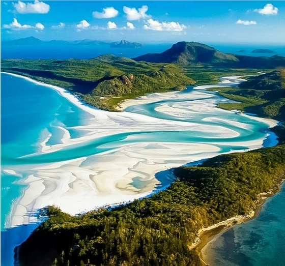 australias whitsunday islands