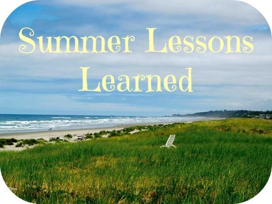 Summer Lessons Header