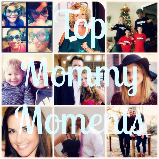 Top Mommy Moments