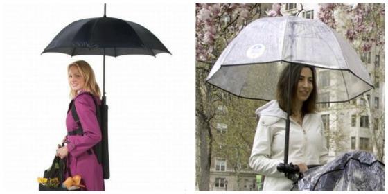umbrella on things