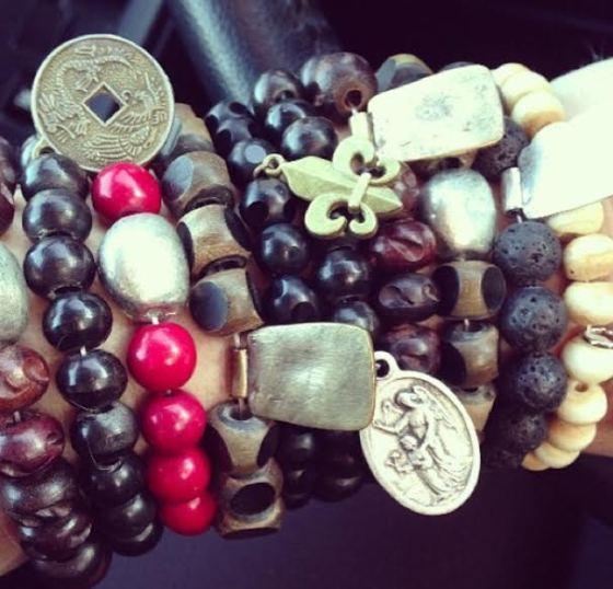 Amy Beaded Bracelets