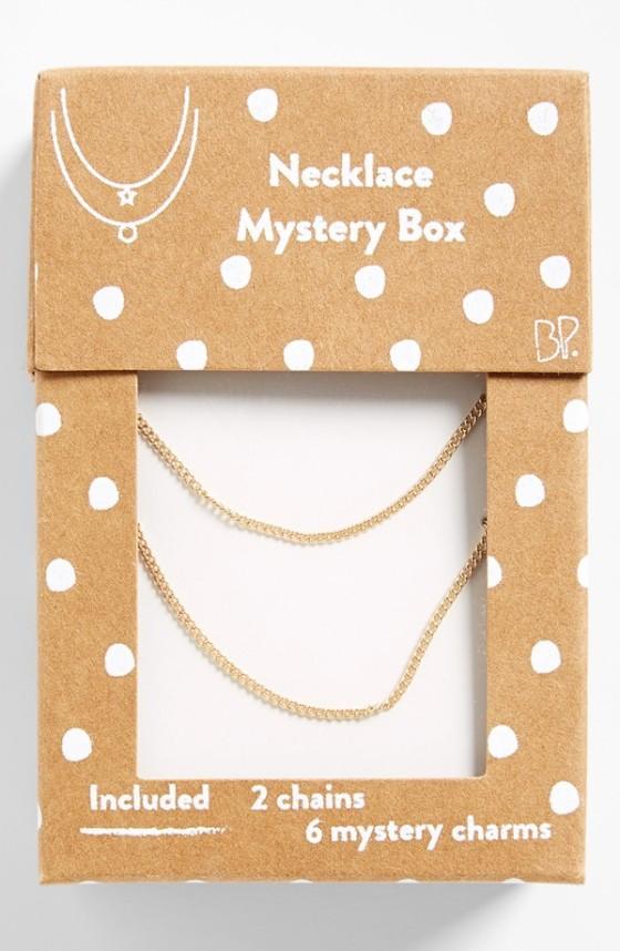 Mystery Necklace