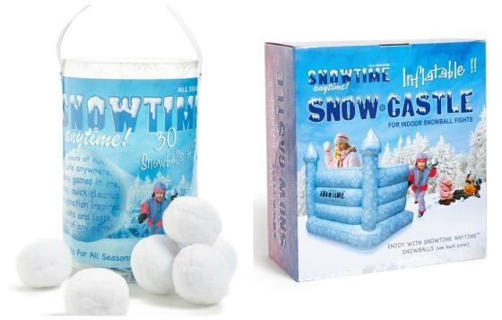 snow ball combo